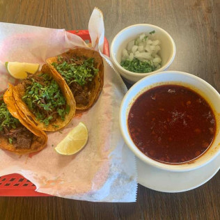 TACOS DE BIRRIA, EVERY DAY